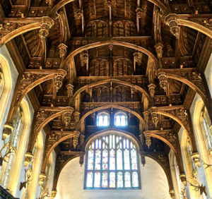 Hampton Court, Great Hall - Talk by Jonathan Foyle
