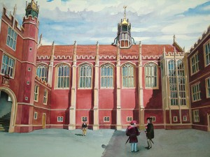 Hampton Court Great Hall, c.1528