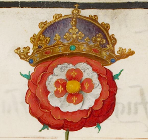 Where did the Tudor Rose come from - Talk by Jonathan Foyle