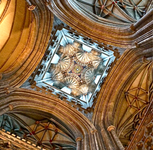 Canterbury Cathedral - Talk by Jonathan Foyle