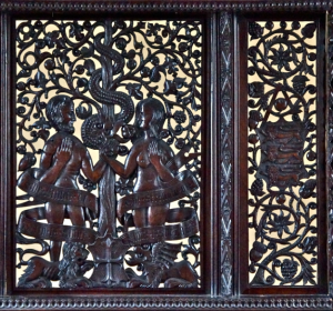 Henry VII bed - Talk by Jonathan Foyle