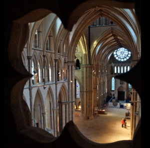 Lincoln Cathedral - Jonathan Foyle Talks